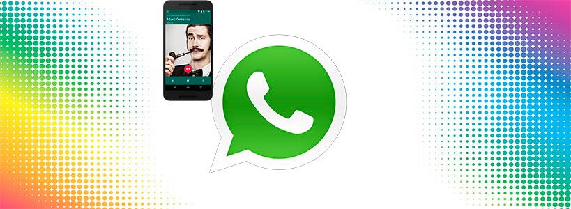 whatsapp видеозвонки