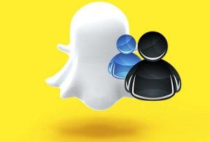 Пользователи Snapchat