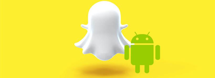 snapchat для андроид