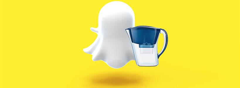 Snapchat фильтры