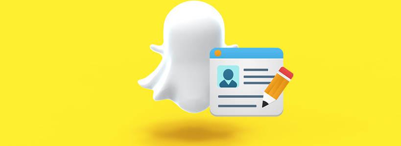 snapchat как правильно зарегистрироваться
