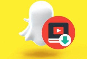snapchat как сохранить видео