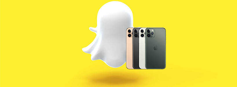 snapchat на iphone как пользоваться