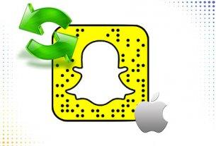 snapchat обновление
