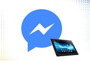 facebook для планшета