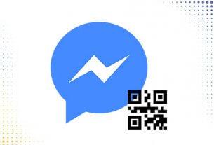 facebook qr код