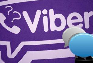 Viber публичный чат