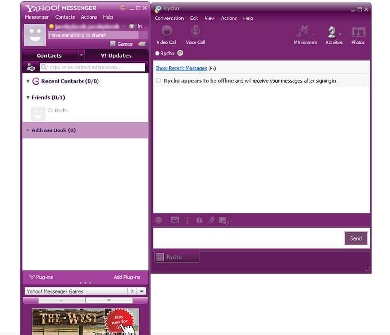 Скачать Yahoo messenger для IOS