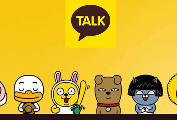 Kakao-Talk-free-messenger
