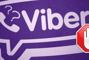 недопустимый номер в Viber