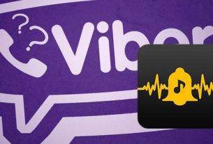 Рингтоны в Viber