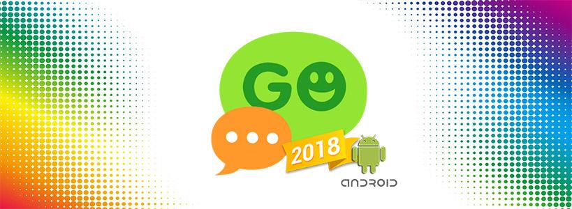 находим и скачиваем go sms pro с google play