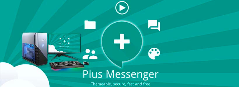 plus-messenger-pc