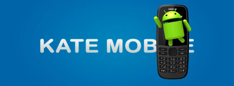 kate mobile для андроид телефона