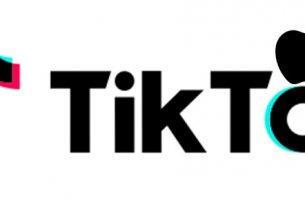 TikTok на iPhone.