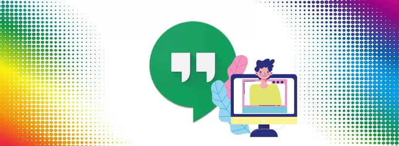 Вебинар в Google Hangouts